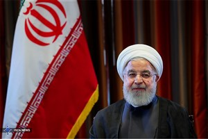 روحانی فرا رسیدن سالروز استقلال جمهوری اوکراین را تبریک گفت