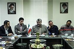 نشست مدیران تربیت بدنی واحد های دانشگاه آزاد اسلامی