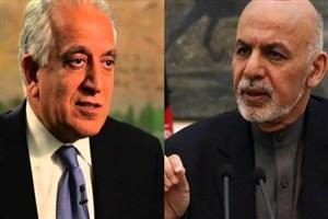 حمایت دوباره رئیس جمهور افغانستان از مذاکرات صلح