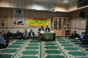 چهارمین دوره مسابقات سراسری قرآن و عترت واحد بندرانزلی برگزار شد