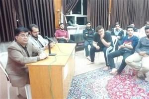 کرسی آزاداندیشی «ایران اسلامی قبلوبعد از برجام»در اردوی حیاتطیبه برگزار شد