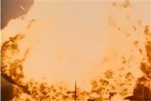 لحظات خیره کننده از پرتاب ماهواره تایتان