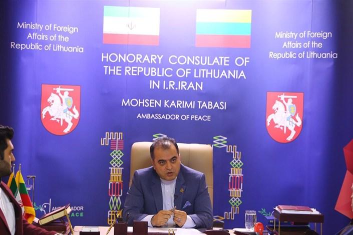 تبادلات علمی ایران و لیتوانی افزایش می یابد