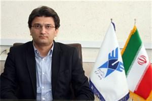 نمایشگاه تازه های کتاب و نشریات در دانشگاه آزاد اسلامی واحد کرج برپا شد
