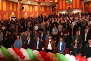 برگزاری پنجمین آیین تجلیل از نخبگان ورزشی دانشگاه آزاد اسلامی واحد لاهیجان