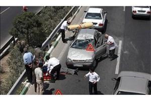 مرگ 4  نفر در3 فقره تصادف در هفته گذشته در تهران