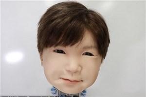 تولید رباتی که حالات مختلف چهره را به خود می گیرد