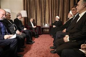 دکتر ولایتی  با تعدادی از شخصیت ها و اندیشمندان جهان اسلام دیدار کرد
