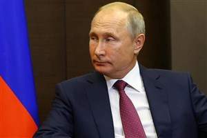 اعلام نگرانی پوتین از اعلام حکومت نظامی در اوکراین