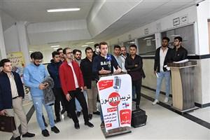 تریبون آزاد دانشجویی با عنوان پیشنهاد و راهکارهای مشکلات اقتصادی کشور برگزار شد