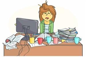 استرس صبح یا عصر؟ کدام خطرناکتر است