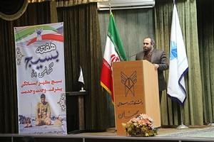 مهمترین رسالت بسیج صیانت از انقلاب اسلامی و دستاوردهای آن است