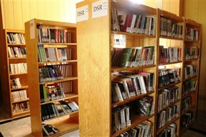 افتتاح کتابخانه تخصصی کودکان