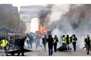 اعتراضات ضد سرمایه داری در اروپا از دوربین شبکه جهانی الکوثر
