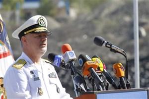 «سهند» پیشرفتهترین ناوشکن نظامی ایران است