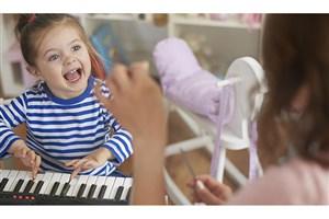 موسیقی، مهارت های شنوایی  کودکان ناشنوا را تقویت می کند