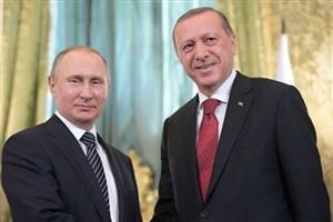 پوتین و اردوغان بر تداوم غیرنظامی سازی ادلب تاکید کردند