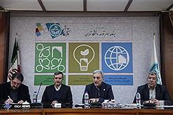 کنفرانس خبری روسای  پنج دانشگاه  سطح یک کشور