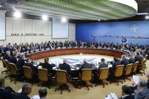 نشست وزرای خارجه  کشورهای عضو ناتو در بروکسل