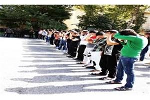 باند ۳۱ نفره سارقان لاستیکهای خودرو دستگیر شدند/ سارقان به ۵۰۰ فقره سرقت اعتراف کردند
