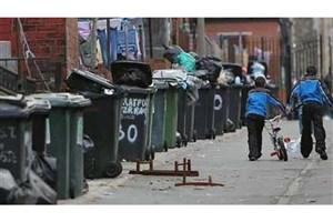 گستره فقر، گریبان میلیونها کودک را در انگلیس گرفت