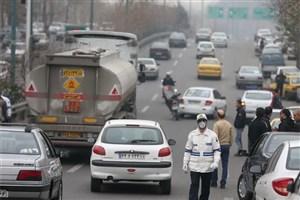 ماموران پلیس راهور بیشترین آسیب سلامتی را از آلودگی هوا می بینند