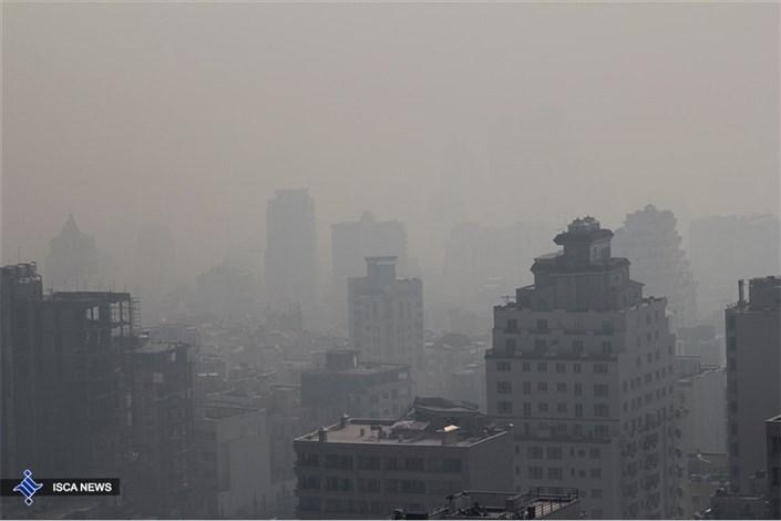 آلاینده های تهران