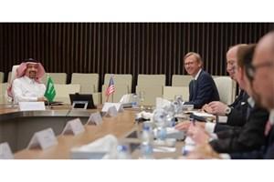 وزیر انرژی سعودی در وین با نماینده ویژه آمریکا در امور ایران دیدار کرد