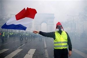 سیانان: دستکم ۲۴ معترض فرانسوی از ناحیه چشم آسیب دیدهاند