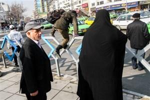 در مقابل مطالبات مردم هستیم/ادامه بحثها درباره برداشتن نردههای میدان ولیعصر