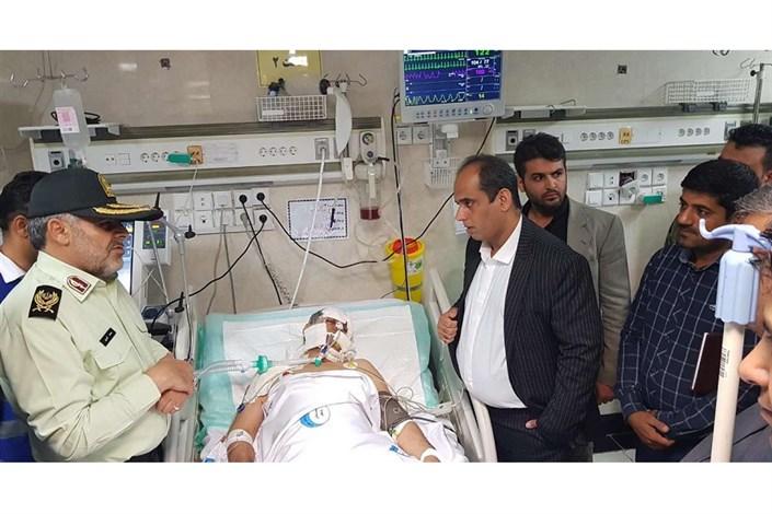 31 مصدوم حادثه تروریستی چابهار از بیمارستان مرخص شدند