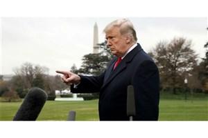 ترامپ: کمتر کشوری تاکنون مانند ایران تحریم شده است