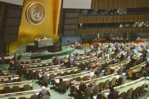 استقبال حماس از رد طرح آمریکا در سازمان ملل