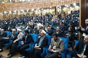 وظیفه کانون های فرهنگی نهادینه کردن آرمان های انقلاب اسلامی است