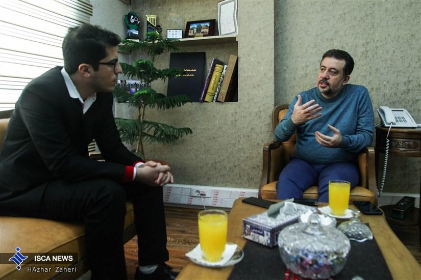 نشست ایسکانیوز با معاون ساماندهی امور جوانان وزارت ورزش و جوانان