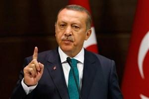 اردوغان اروپا را به شکست در امتحان دمکراسی متهم کرد