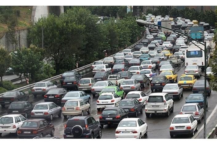 ترافیک صبحگاهی