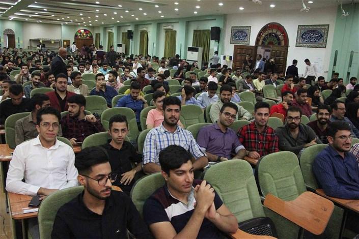 جشن روز دانشجو در واحد بندرعباس