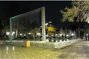 احیای آبنماهای  مرکز پایتخت