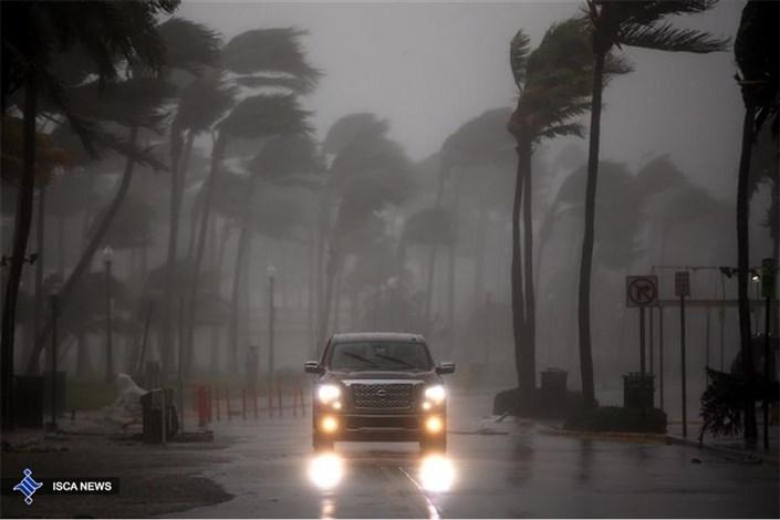 طوفان ایرما در فلوریدا