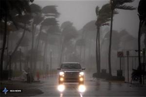 لغو پروازها  و قطع گسترده برق بر اثر طوفان زمستانی در آمریکا