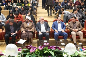 مراسم روز دانشجو در واحد یادگار امام خمینی (ره) برگزار شد