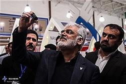 بازدید دکتر طهرانچی از نمایشگاه فن بازار