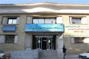 شیفت شب کلینیک بهداشتی  منطقه ۱۹ شرکت شهرسالم راه اندازی شد