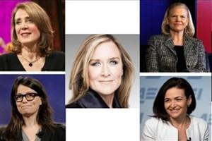 تاثیرگذارترین زنان عرصه فناوری در سال 2018