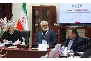 جلسه هیأت امنای آسایهل در دانشگاه آزاد اسلامی قزوین برگزار شد