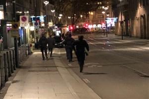 احتمال تروریستی بودن حمله استراسبورگ