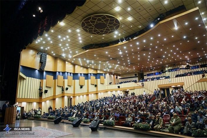 مراسم تکریم و معارفه رئیس دانشگاه علوم پزشکی شهید بهشتی