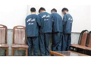 چهار سارق میلیاردی بازار تهران دستگیر شدند/پلیس به دنبال الماس ۵۰ قیراطی