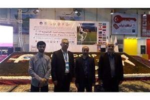 تیم رباتیک آموزشکده فنی و حرفه ای سما کن در مسابقات آسیا و اقیانوسیه خوش درخشید